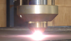 Cutting head - plasma