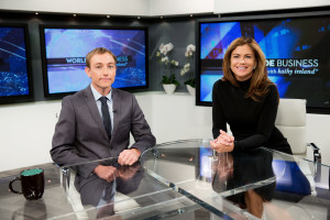 Worldwide Business with Kathy Ireland Looks at Cutting-edge Cutting Technology from Kinetic Cutting Systems